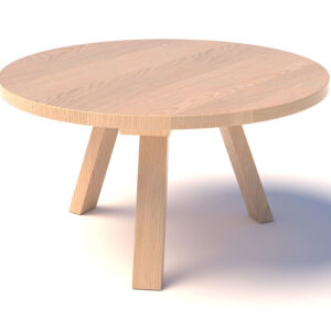 iTarli Round Coffee Table